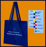 personalized totes for conferences and shows