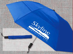 vented umbrella personalized