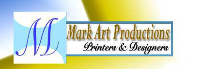 MarkArt Printing Home Page
